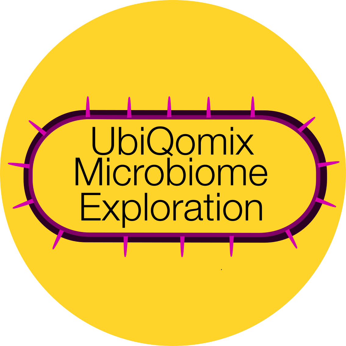 UbiQomix Microbiome Exploration