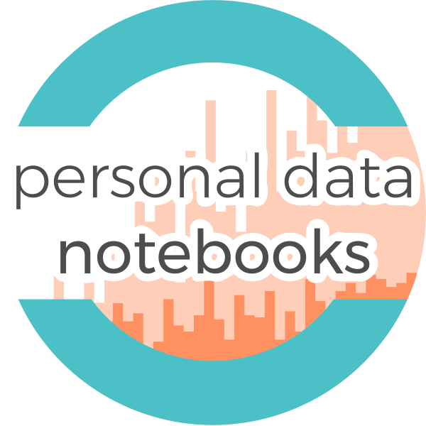 Personal Data Notebooks
